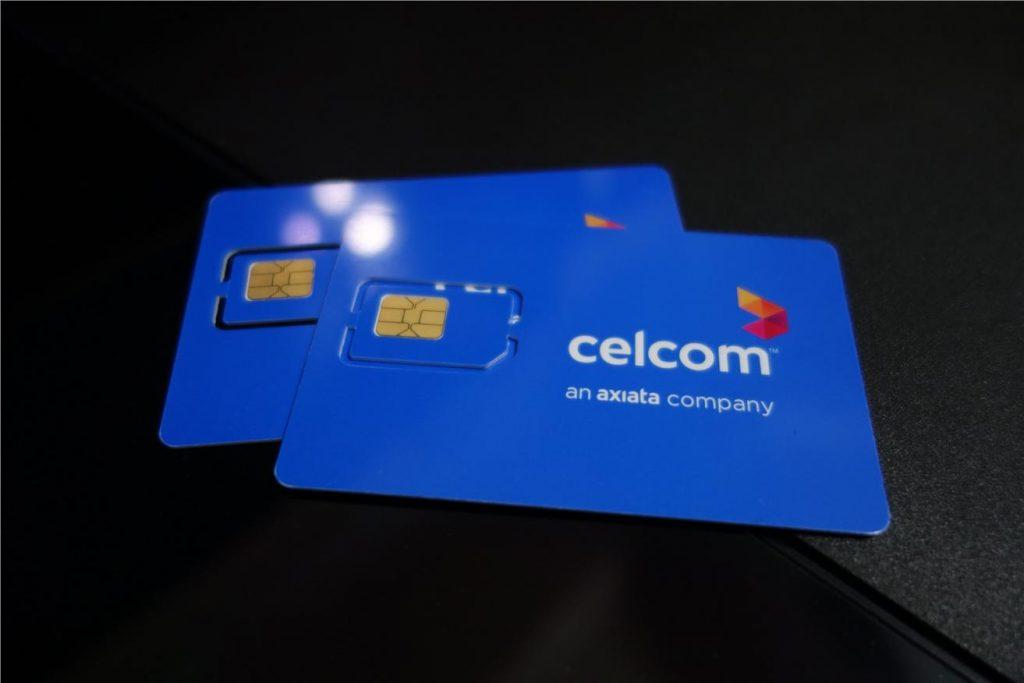 Cara Aktifkan Sim Card Celcom Yang Baru Dibeli 2020