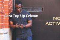 Cara Top Up Celcom