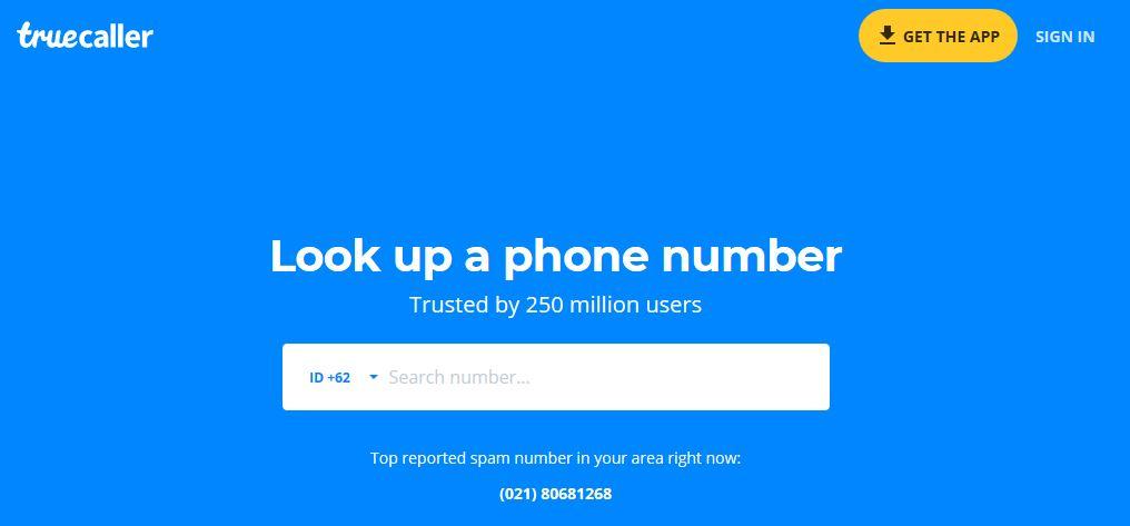 Semak Nombor Telefon Melalui Kad Pengenalan Work 100