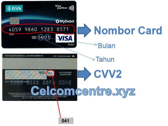 Cara Mudah Daftar Bsn Online Mybsn Internet Banking
