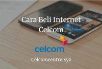 Cara Beli Internet Celcom